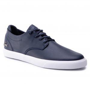 Pantofi LACOSTE - Esparre Bl 1 Cma 7-37CMA0095092 Nvy/Wht