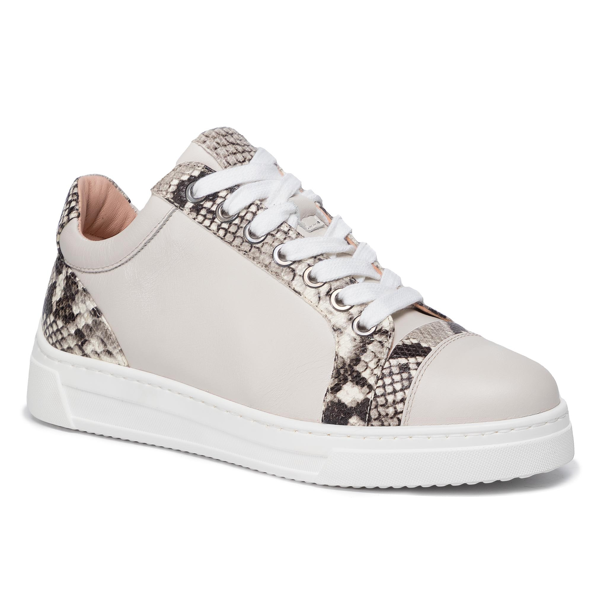 Sneakers UNISA - Fiyola F19 Nt Vp Ivory