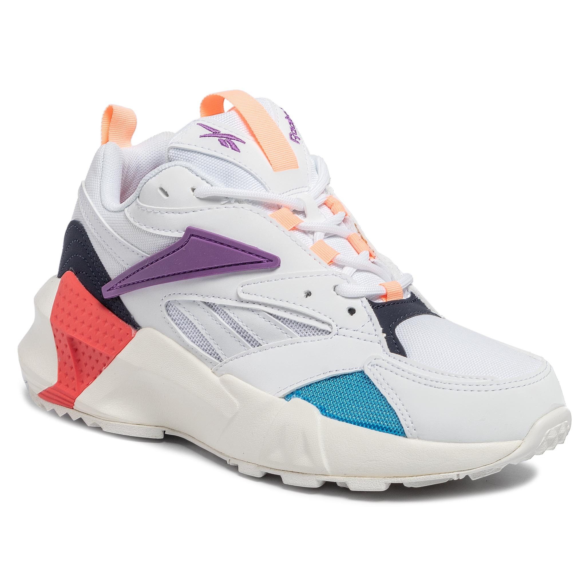 Pantofi Reebok - Aztrek Double Mix Pops DV8171 White/Grape Punch/Bright