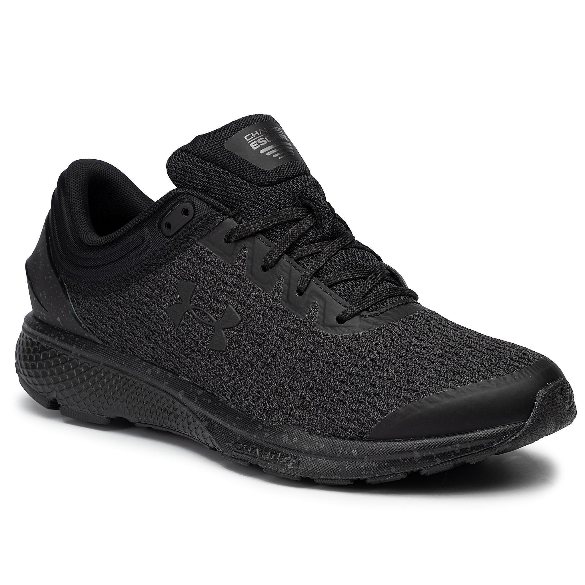 Pantofi UNDER ARMOUR - Ua Charged Escape 3 3021949-002 Blk