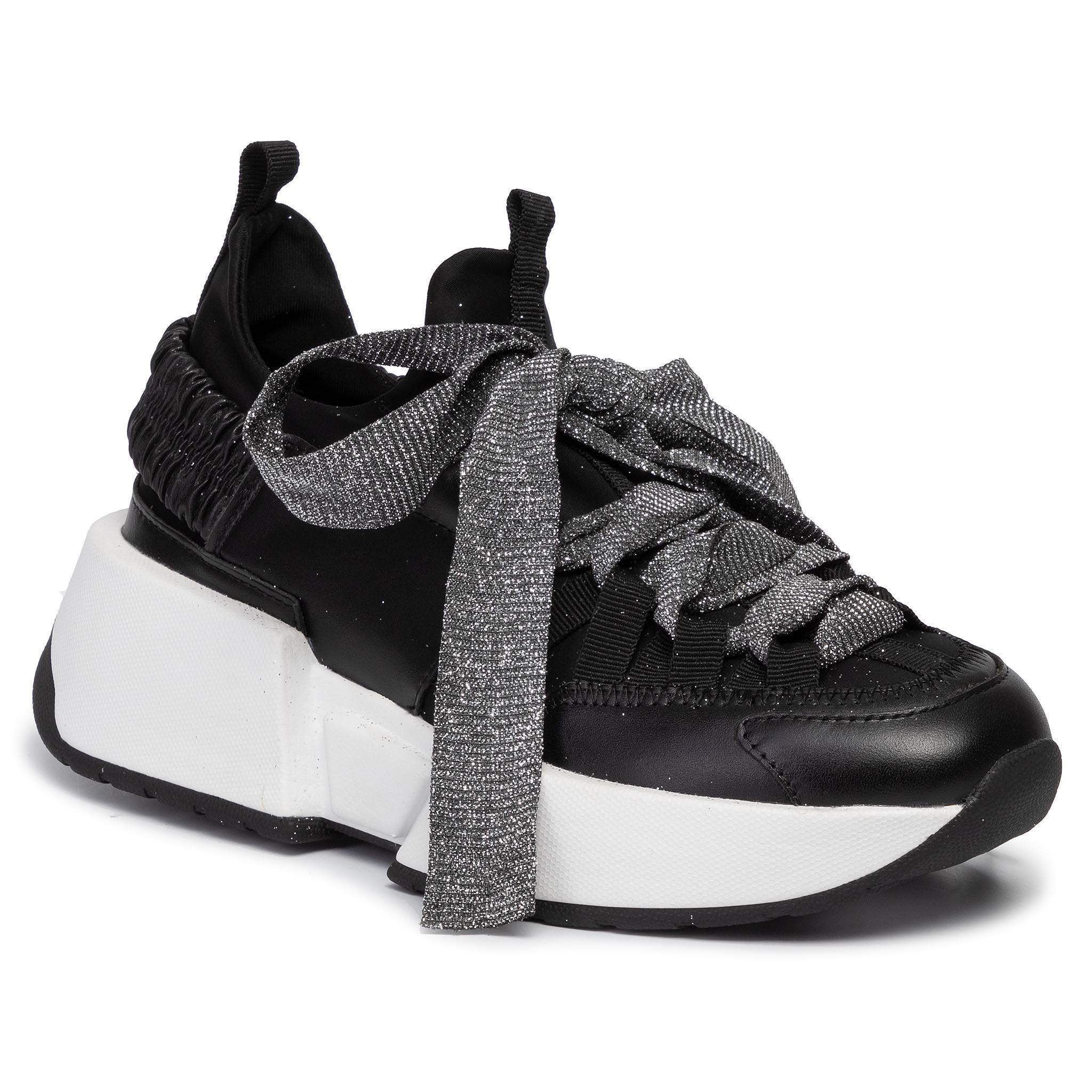 Sneakers SCA'VIOLA - E-31 Black