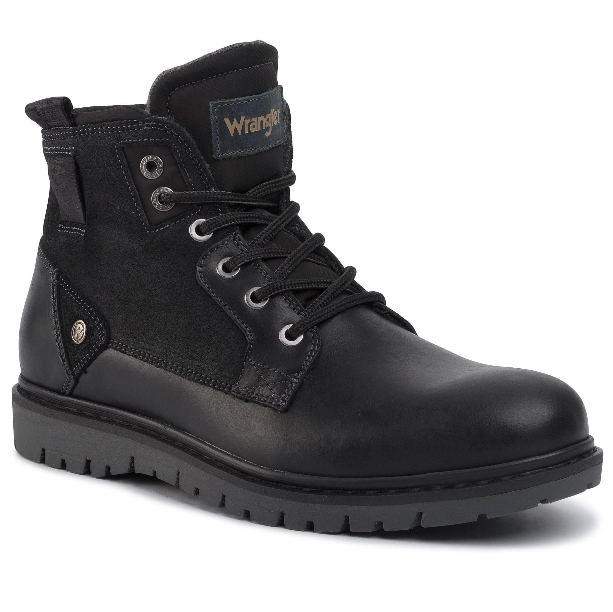 Ghete WRANGLER - Miwouk Tech S WM92038S Black 62