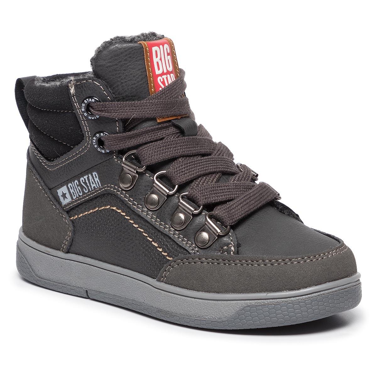 Sneakers BIG STAR - EE374086 Dk. Grey