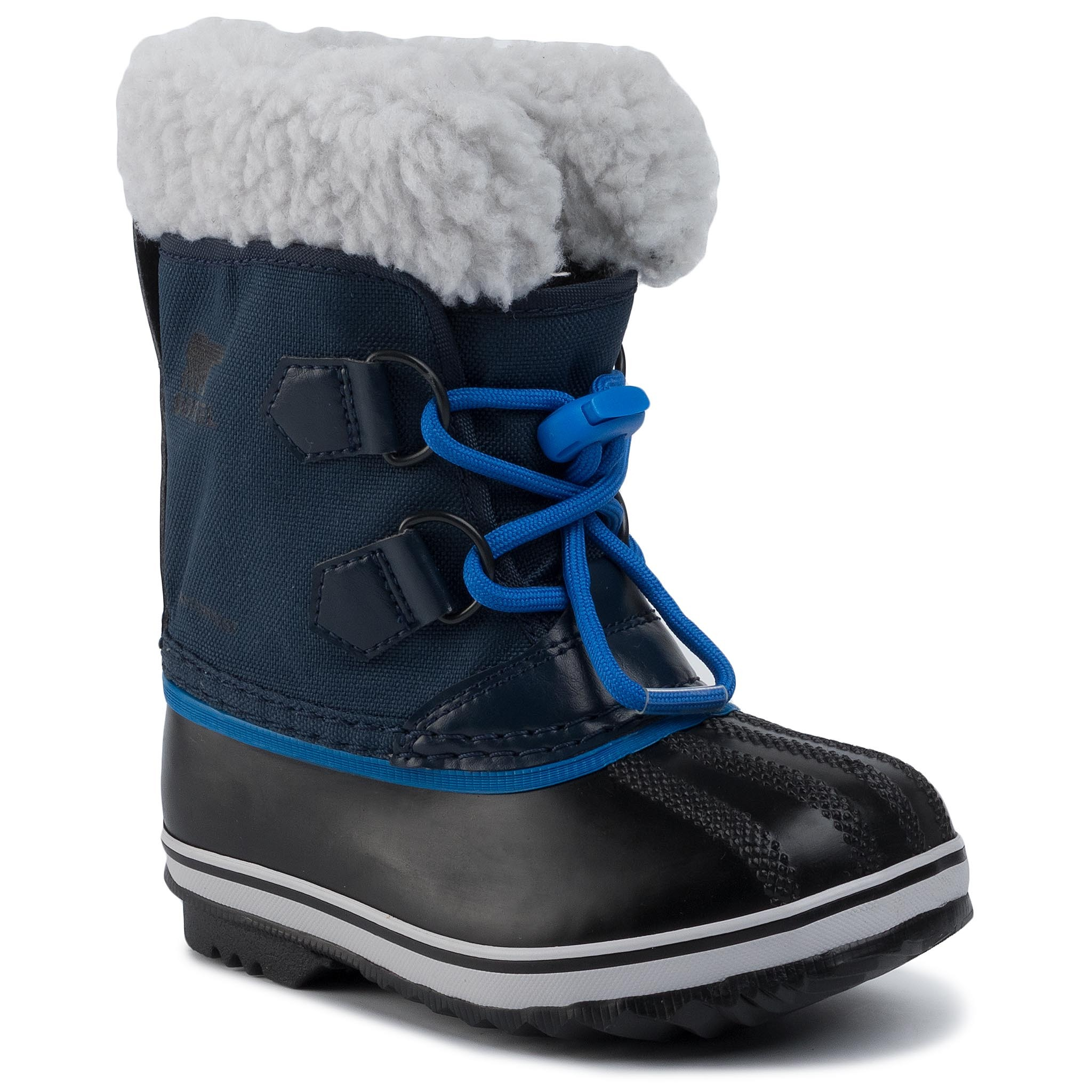 Cizme de zăpadă SOREL - Childres Yoot Pac Nylon NC1962 Collegiate Navy/Super Blue/Bleu Marine Style Universitaire/Ultra Bleu 465