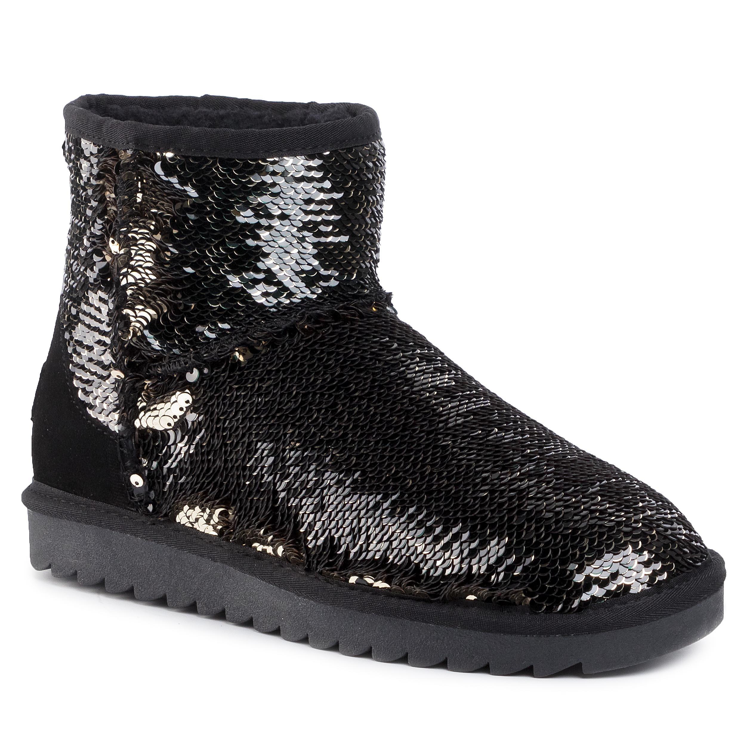 Pantofi COLORS OF CALIFORNIA - HC.YW050 Black