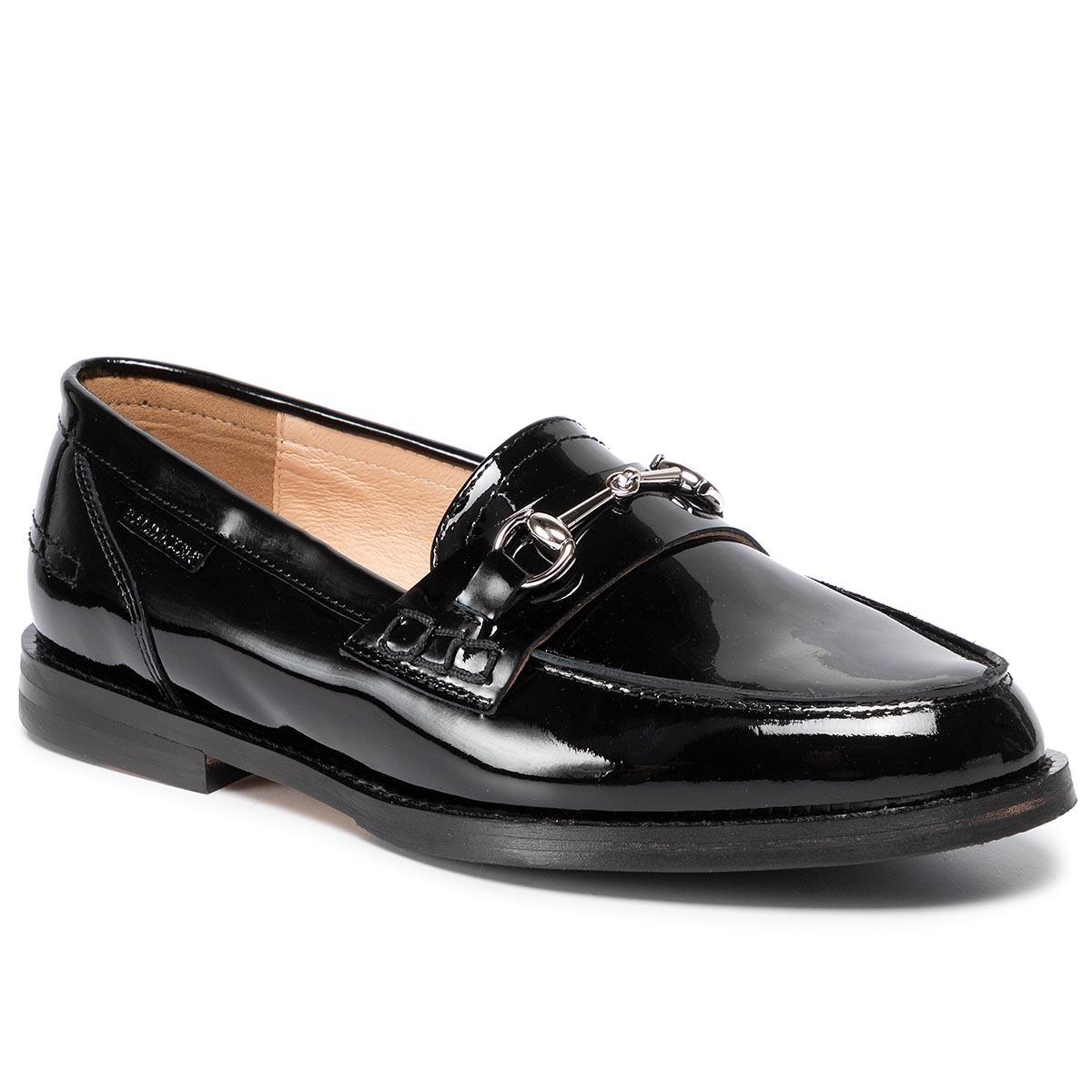 Pantofi BALDACCINI - W-07500 Czarny Lakier
