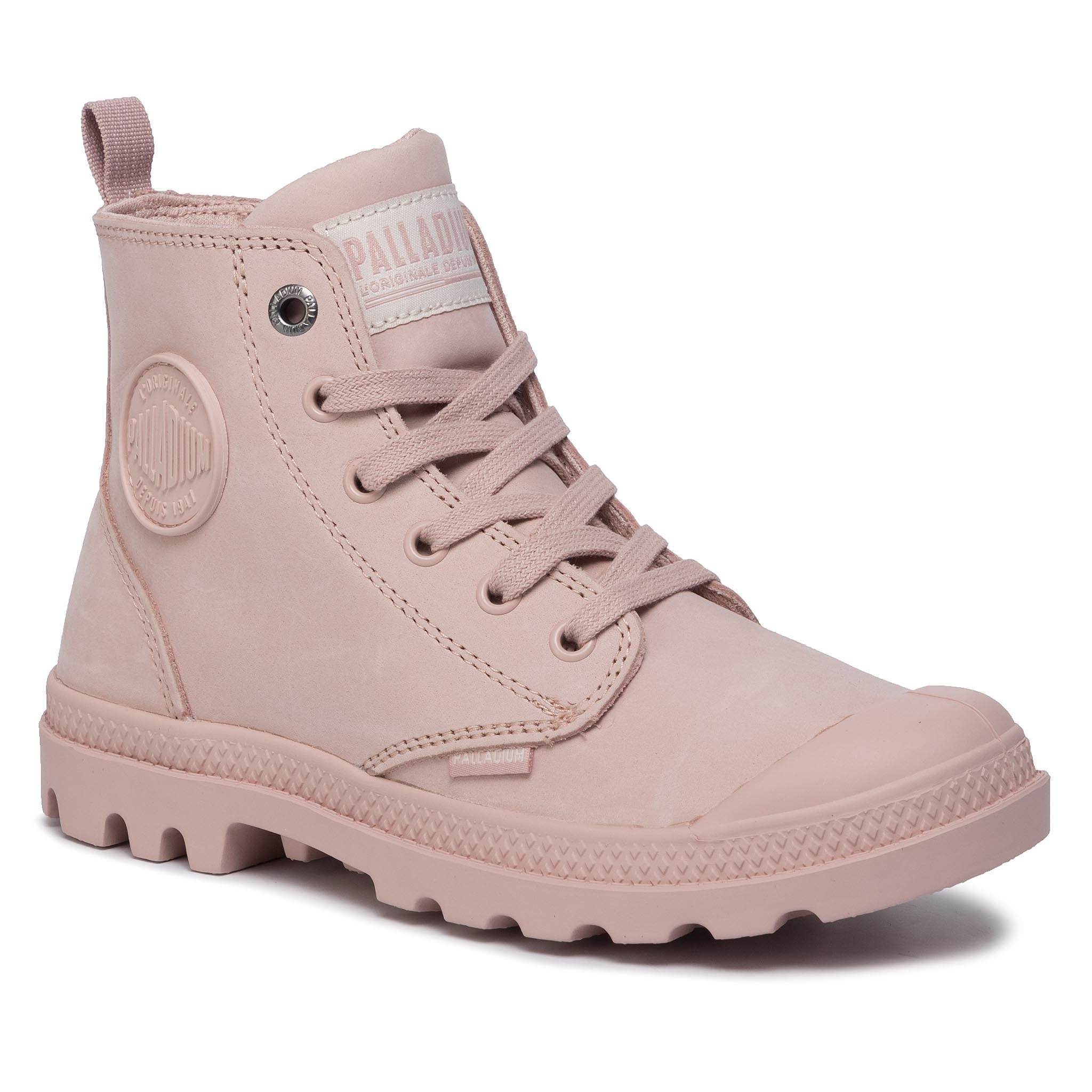 Trappers PALLADIUM - Pampa Hi Zip Nbk 96440-613-M Rose Smoke