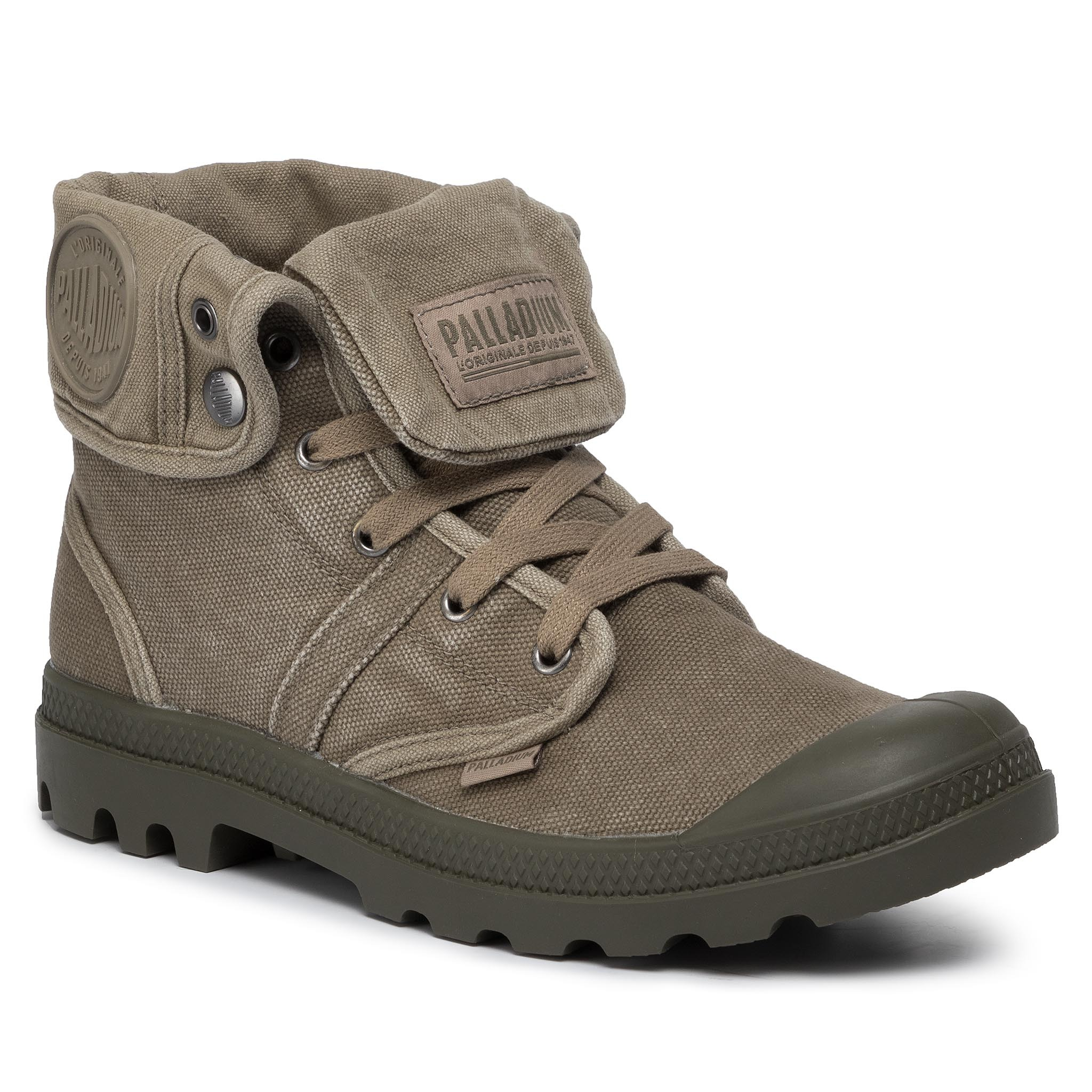 Trappers PALLADIUM - Pallabrouse Baggy 02478-308-M Dusky Green