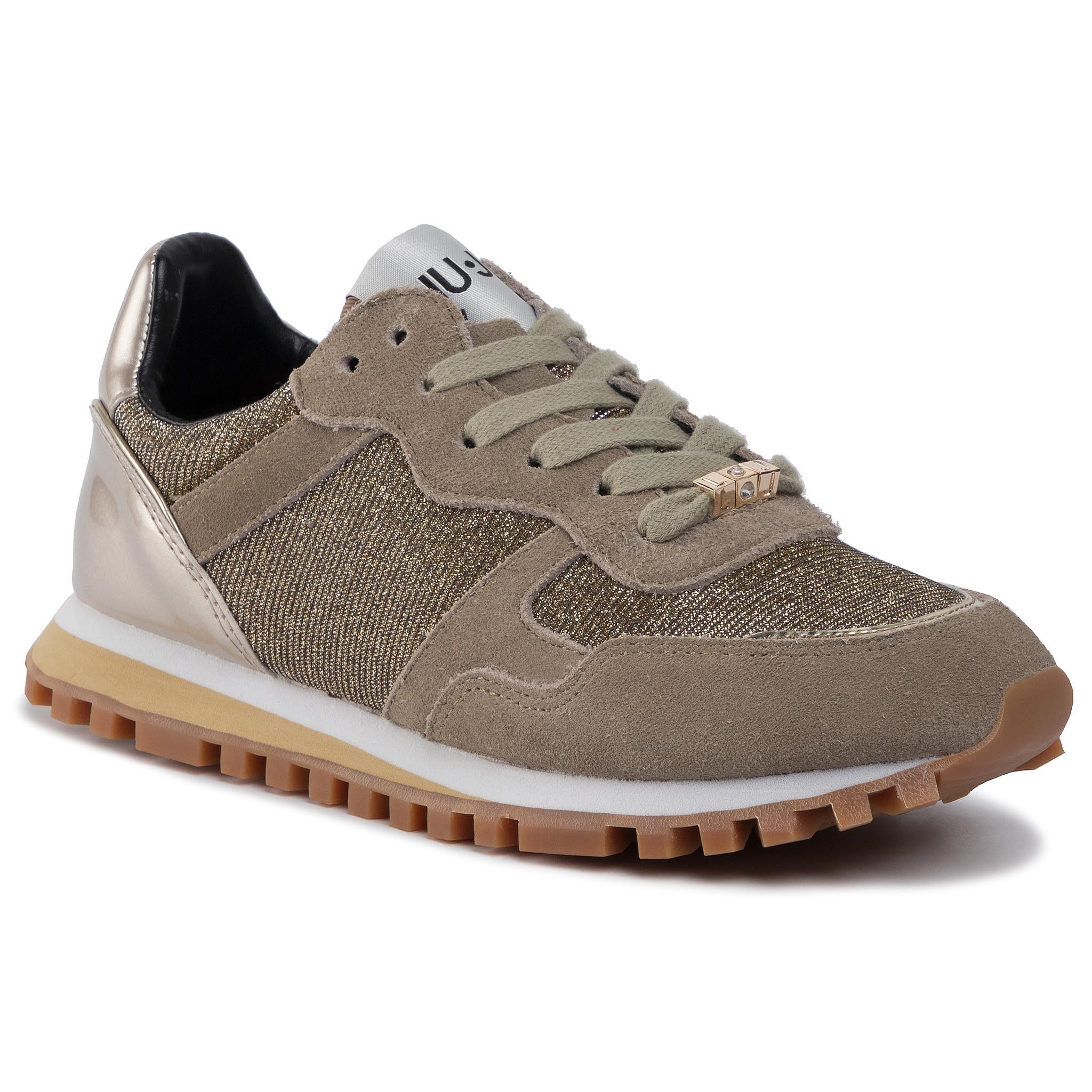 Sneakers LIU JO - Wonder BXX049 PX067 Suede 81140