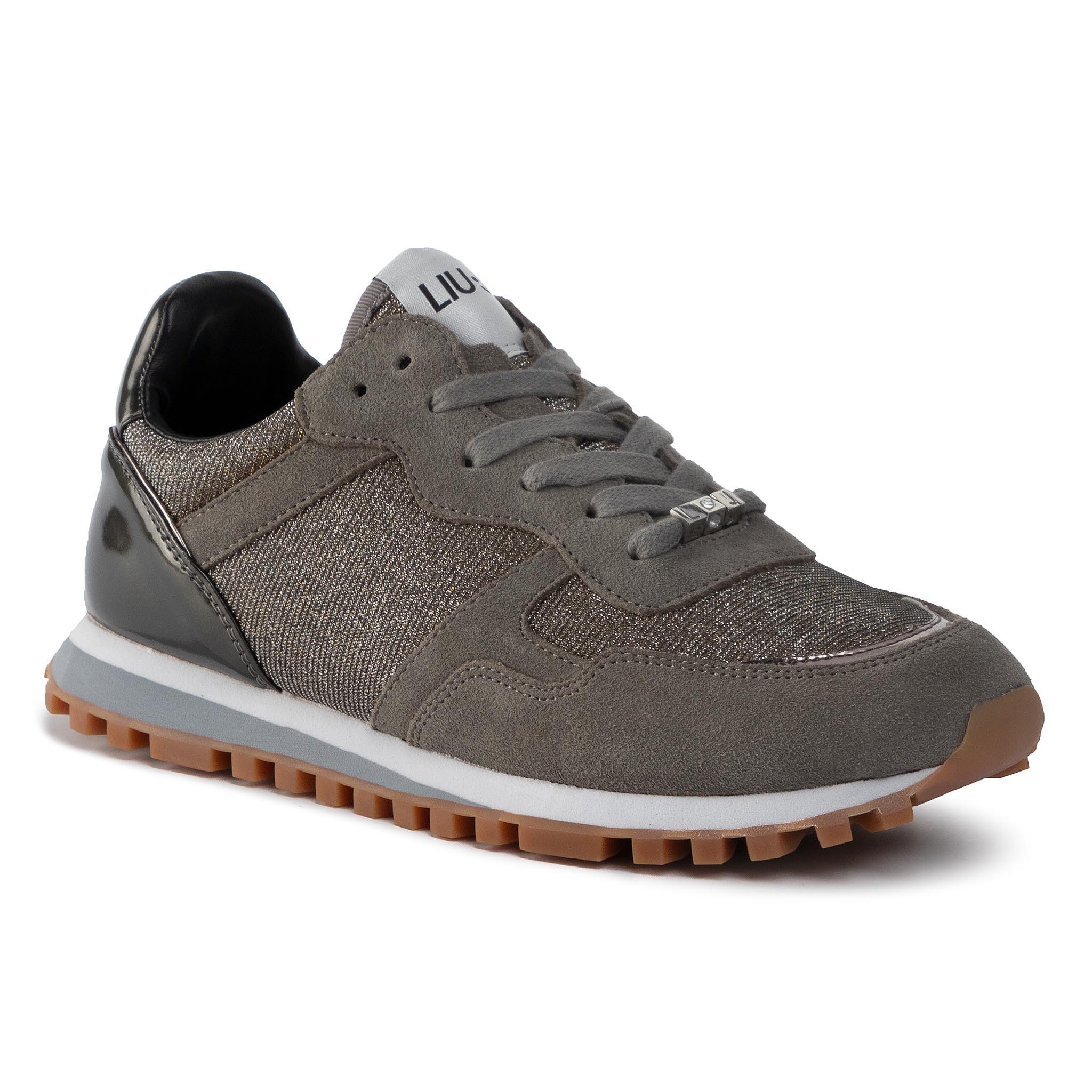 Sneakers LIU JO - Wonder BXX049 PX067 Dk Grey S1017