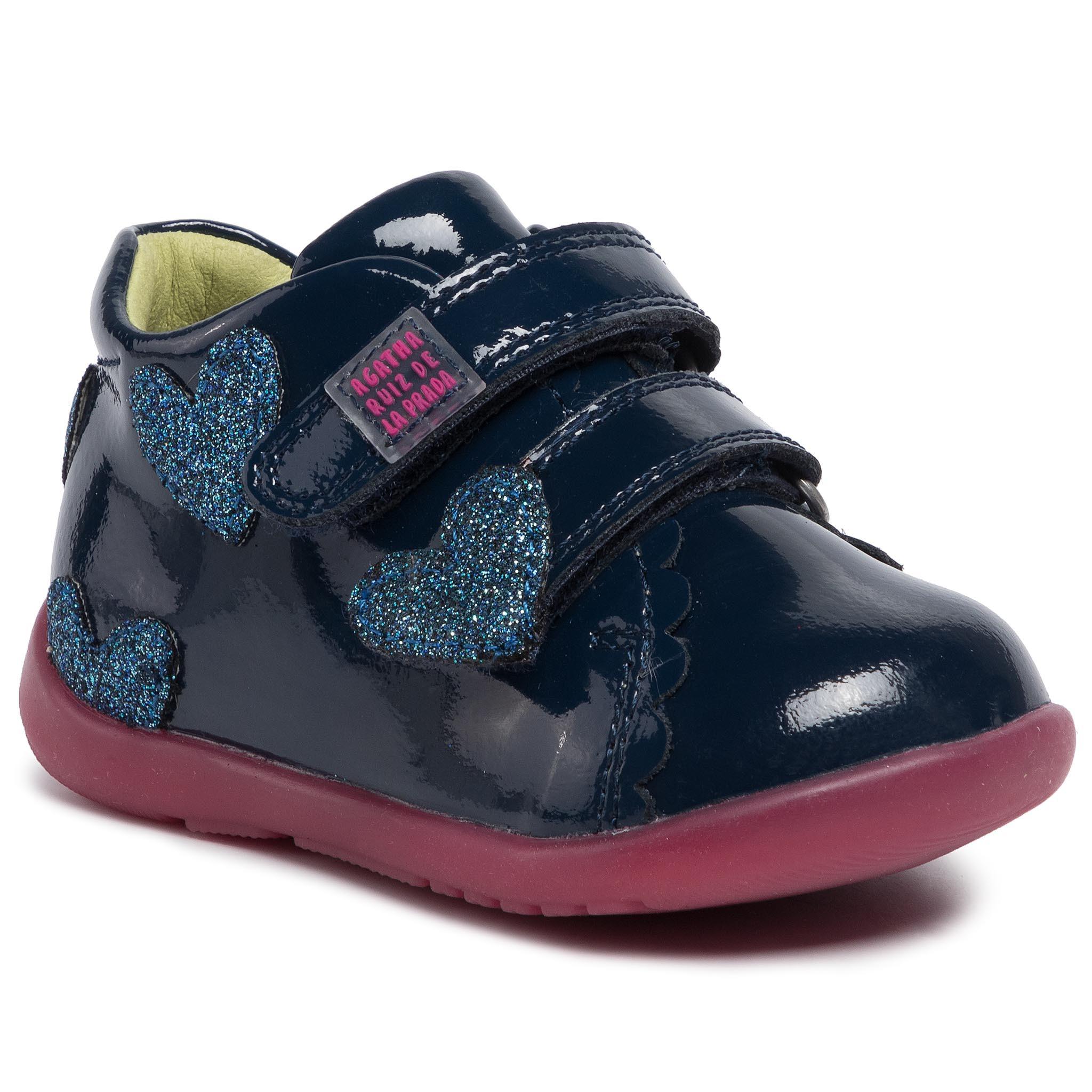 Pantofi AGATHA RUIZ DE LA PRADA - 191905 A-Azul Marino