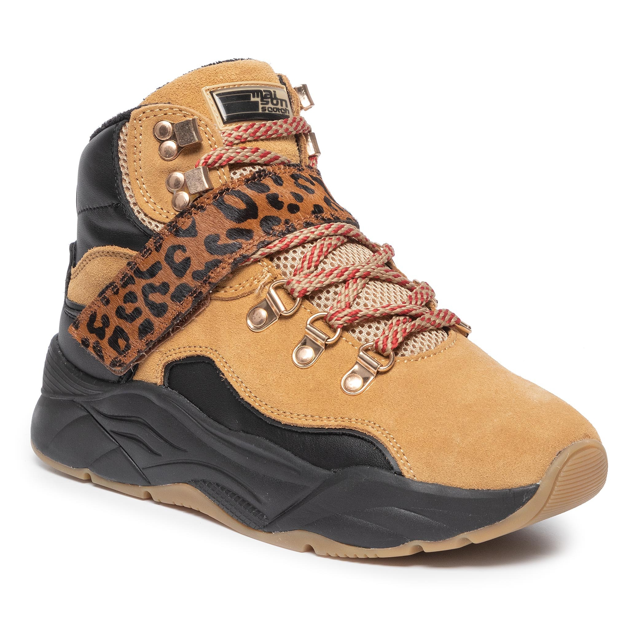Sneakers SCOTCH & SODA - Celest 19733145 Camel/Black S144