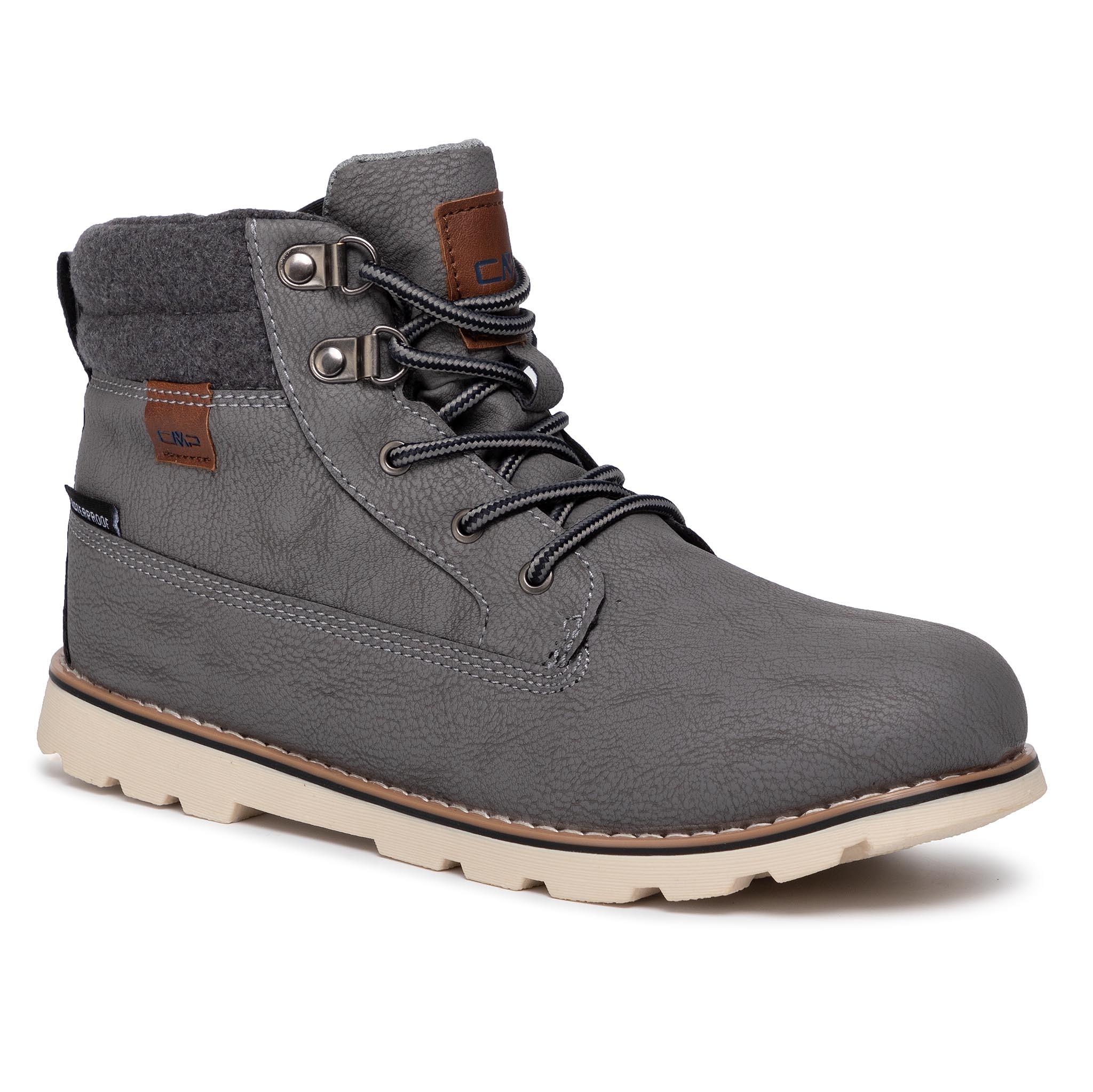 Ghete CMP - Kids Thuban Lifestyle Shoes Wp 39Q4944 Grey U739