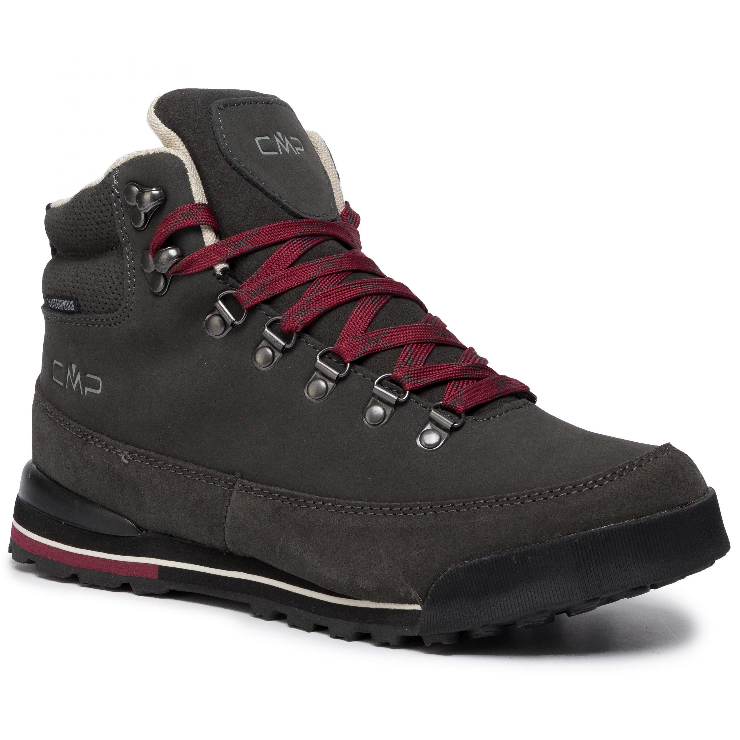 Trekkings CMP - Heka Hikking Shoes Wp 3Q49557 Arabica/Syrah 68BN