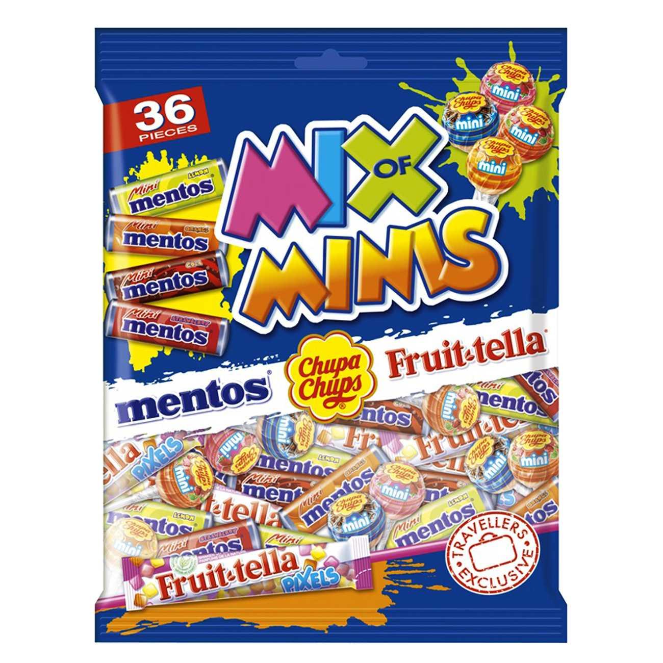 MIX OF MINIS 416 G