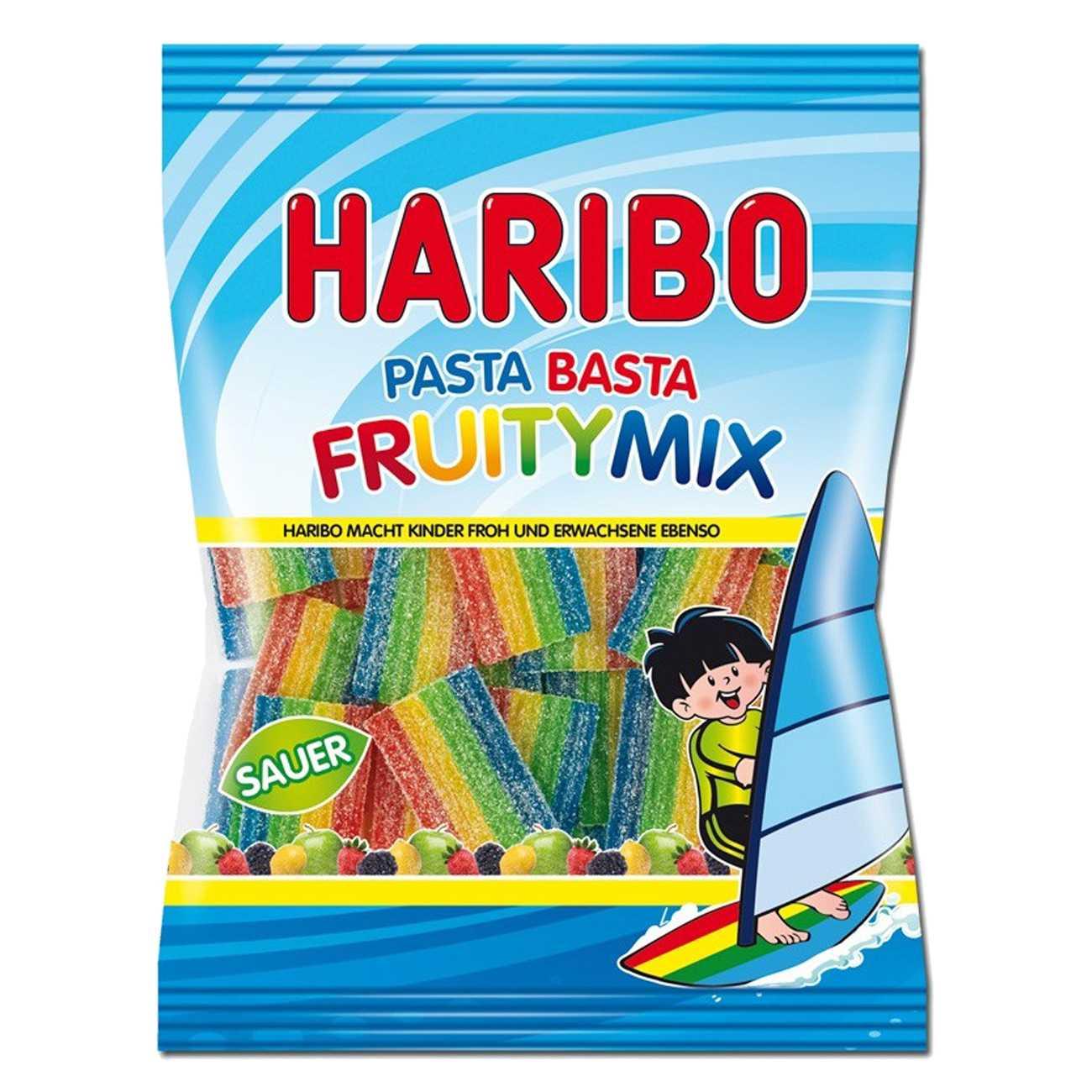 PASTA BASTA FRUITY MIX 450 G