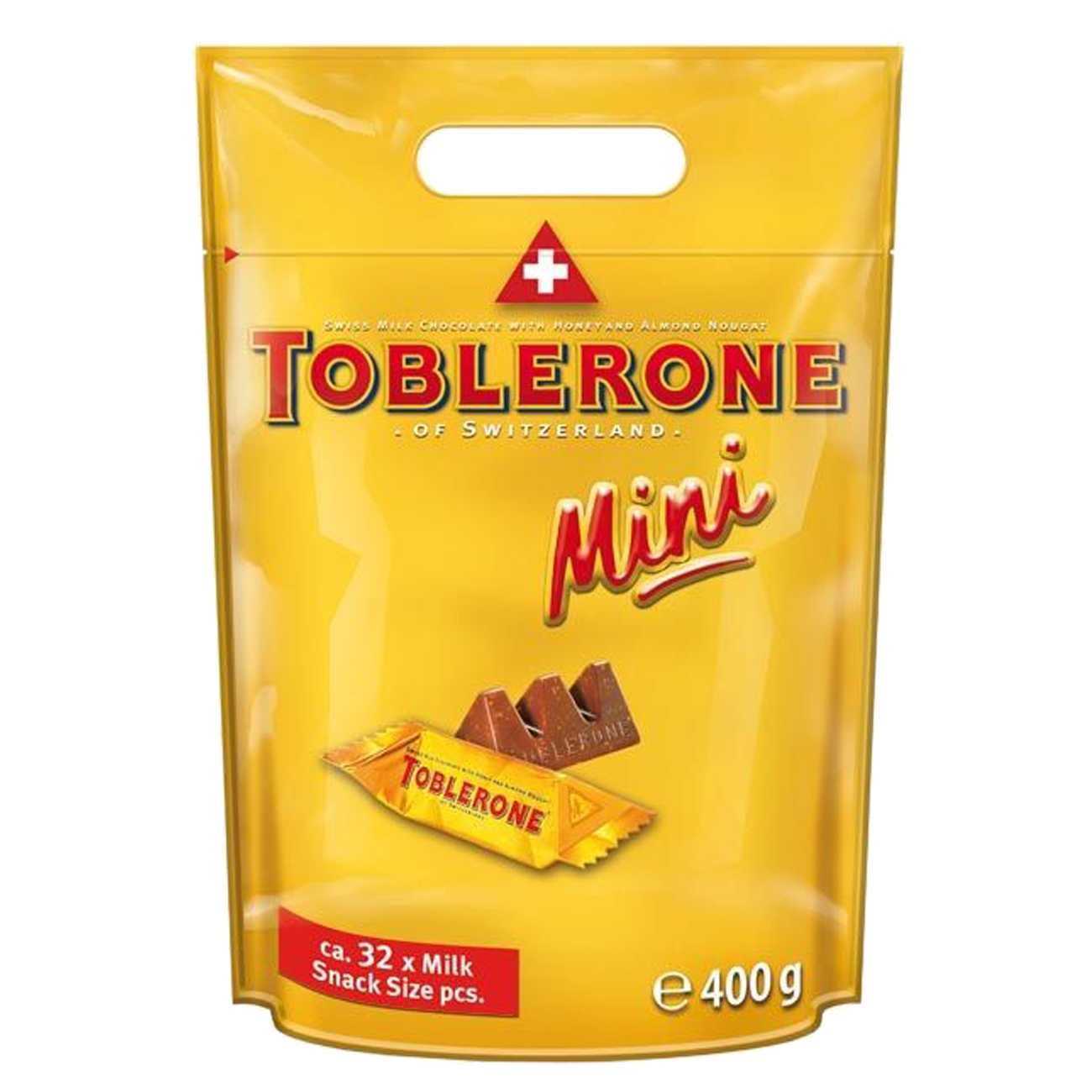 GOLD MINIS POUCH 400 G