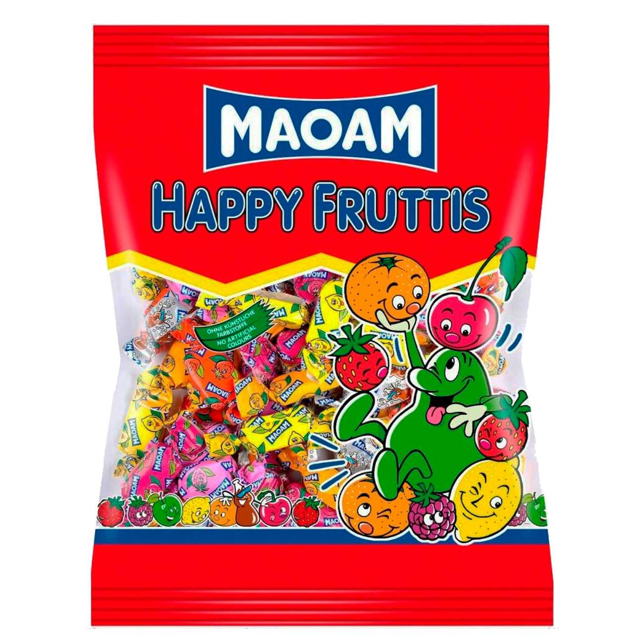 HAPPY FRUTTIS 375 G