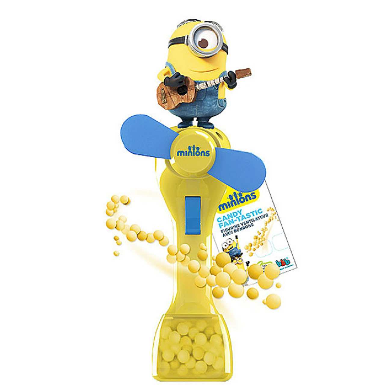 BONBON FAN POP MINIONS 8 G