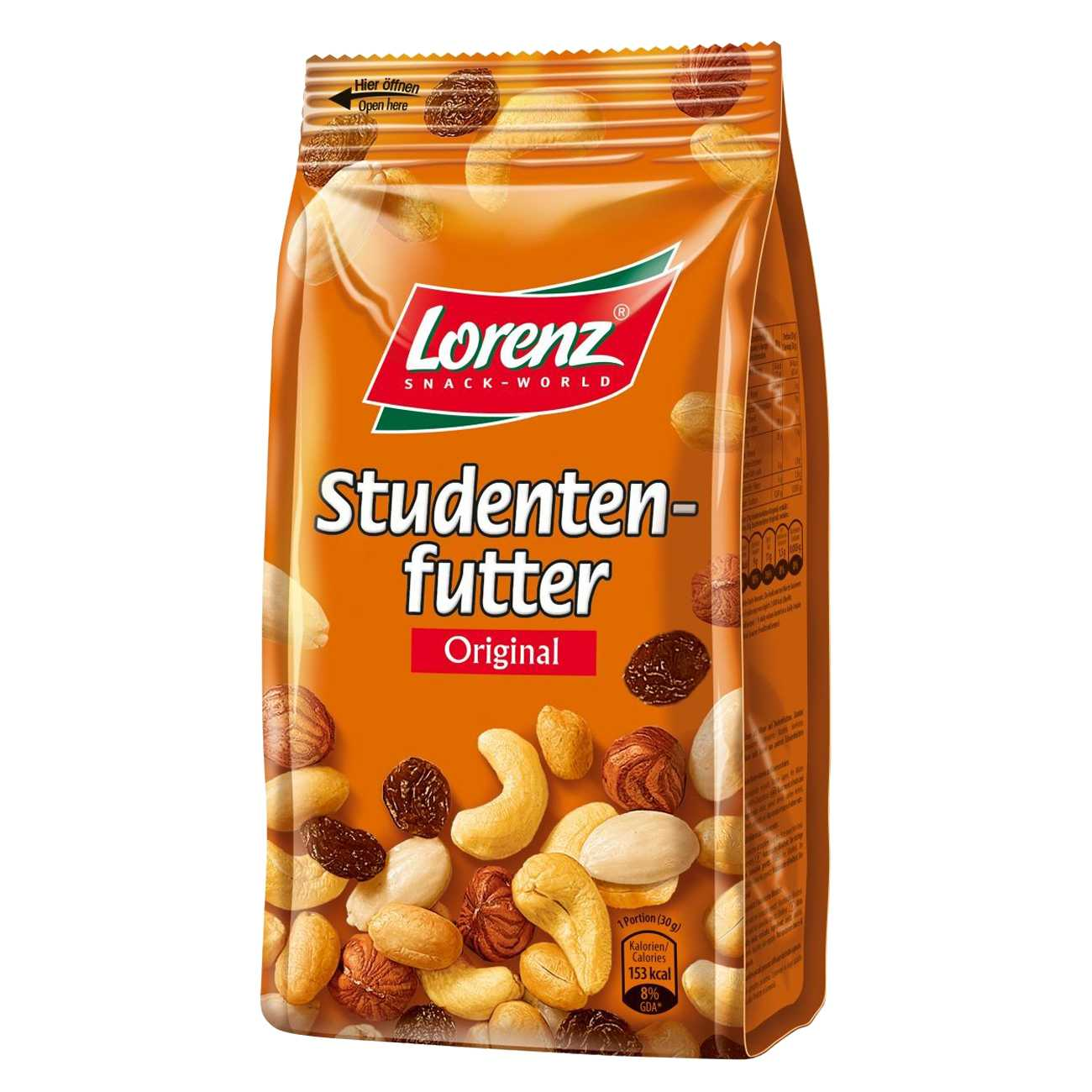 STUDENTEN-FUTTER ORIGINAL MIX 200 G