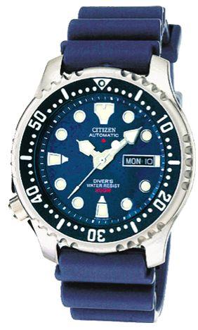 Ceas Barbati, Orologio Citizen Divers Automatic 200 mt NY0040-17L