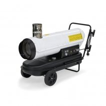 Aeroterme electrice si tunuri de caldura pe motorina TROTEC
