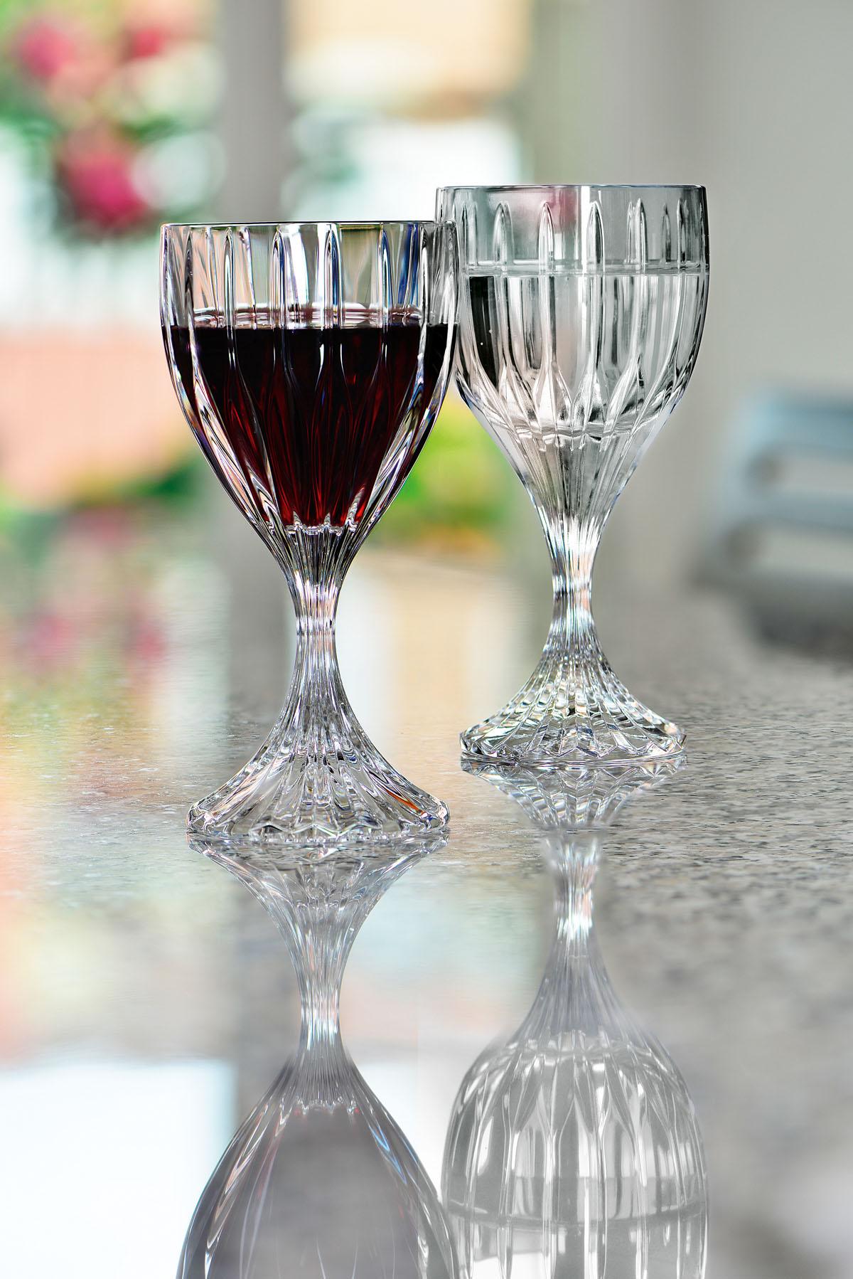 PRESTIGE Set 4 pahare cristalin vin 280 ml