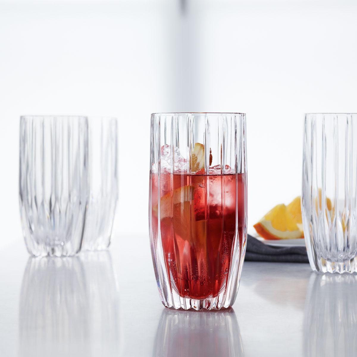 PRESTIGE Set 4 pahare cristalin apa 390 ml