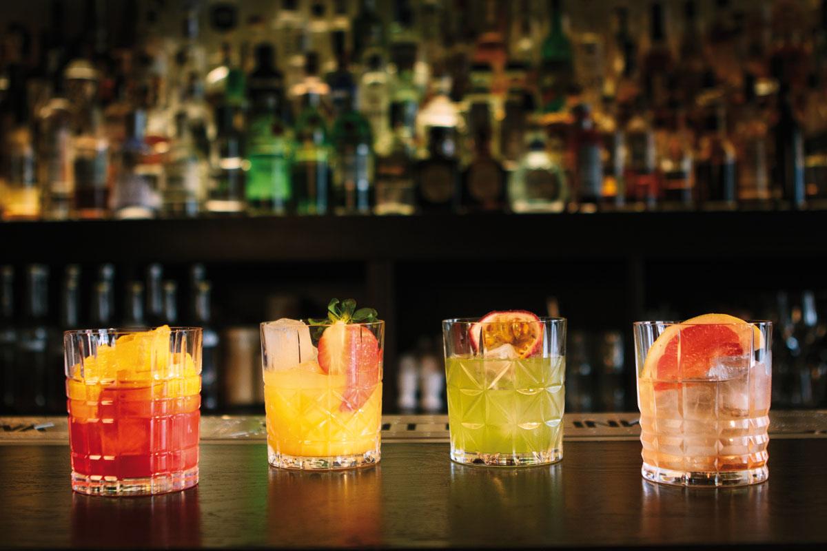 HIGHLAND Set 4 pahare cristalin whisky 345 ml