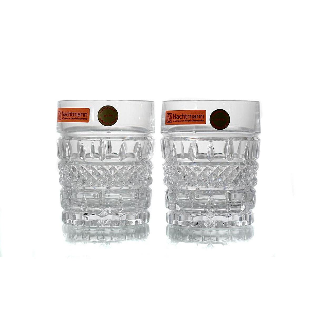 BRITTANY Set 6 pahare cristalin whisky 240 ml