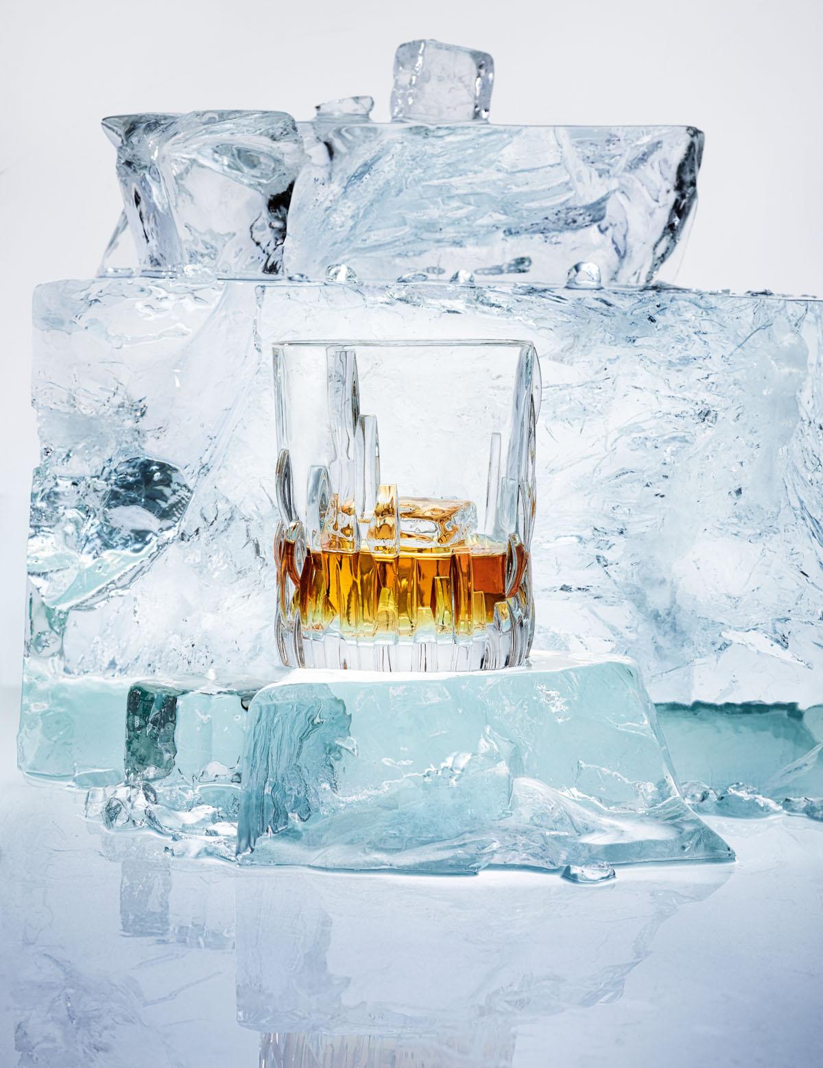 SHU FA Set 4 pahare cristalin whisky 330 ml