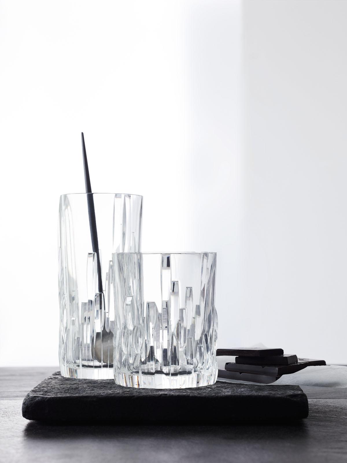 SHU FA Set 12 pahare cristalin apa 360 ml