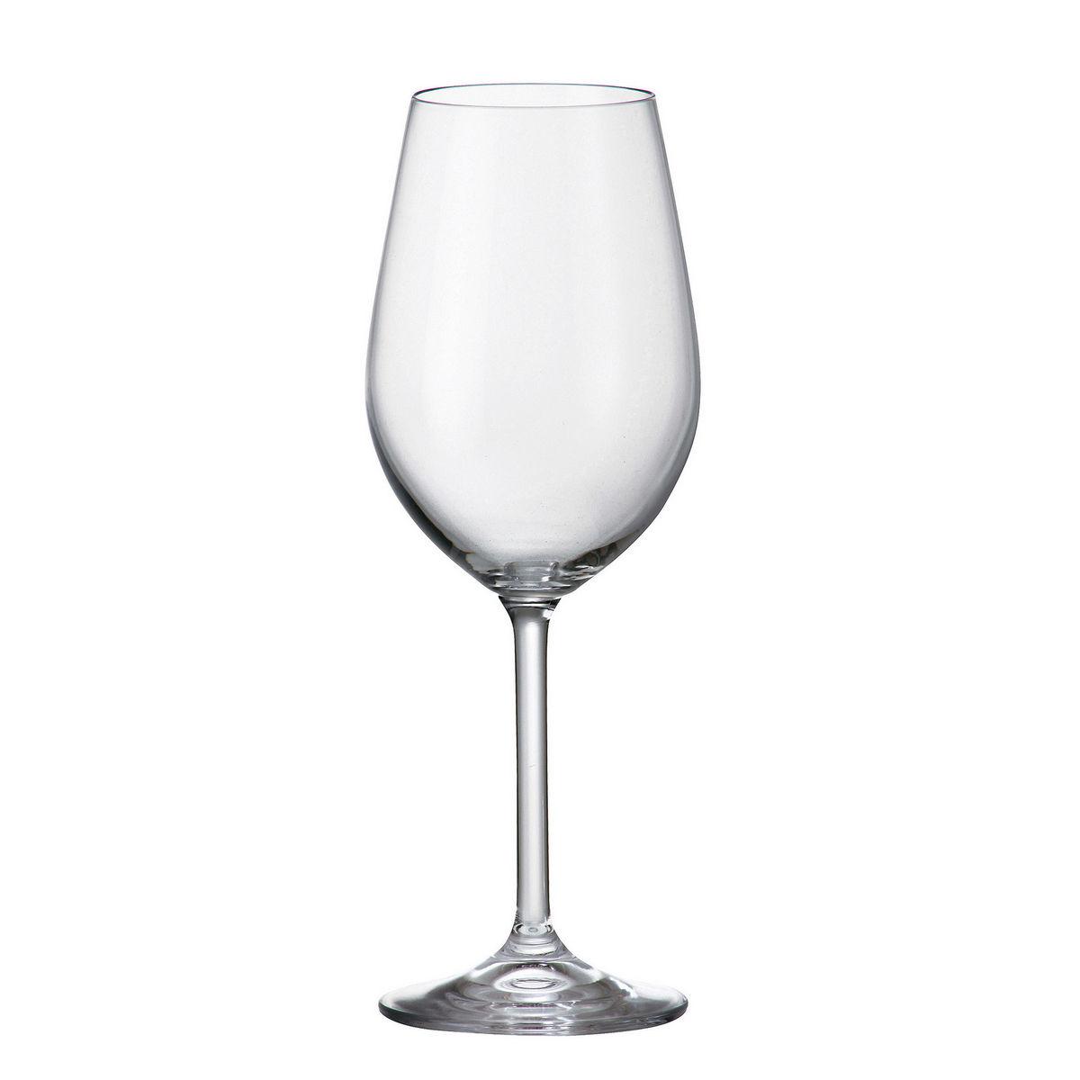 BAR Set 4 pahare cristalin vin 350 ml