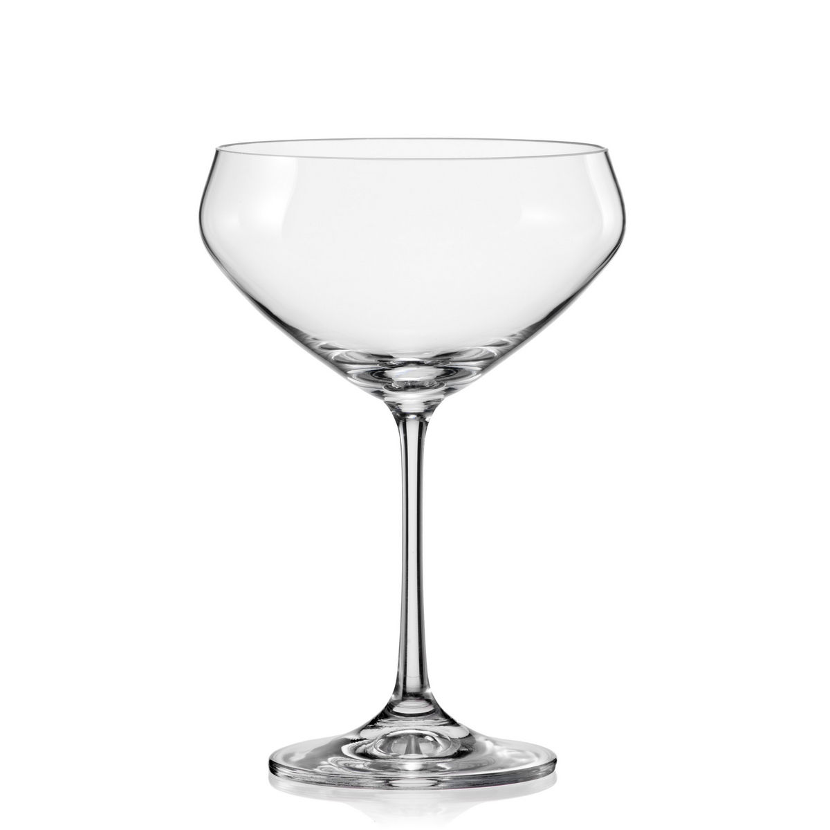 BAR Set 4 pahare cristalin martini/inghetata 340 ml