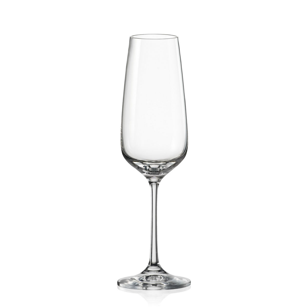 GISELLE Set 6 pahare cristalin sampanie 190 ml