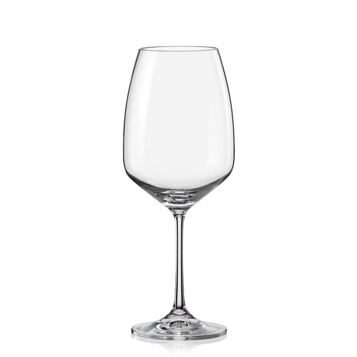 GISELLE Set 6 pahare cristalin apa 560 ml