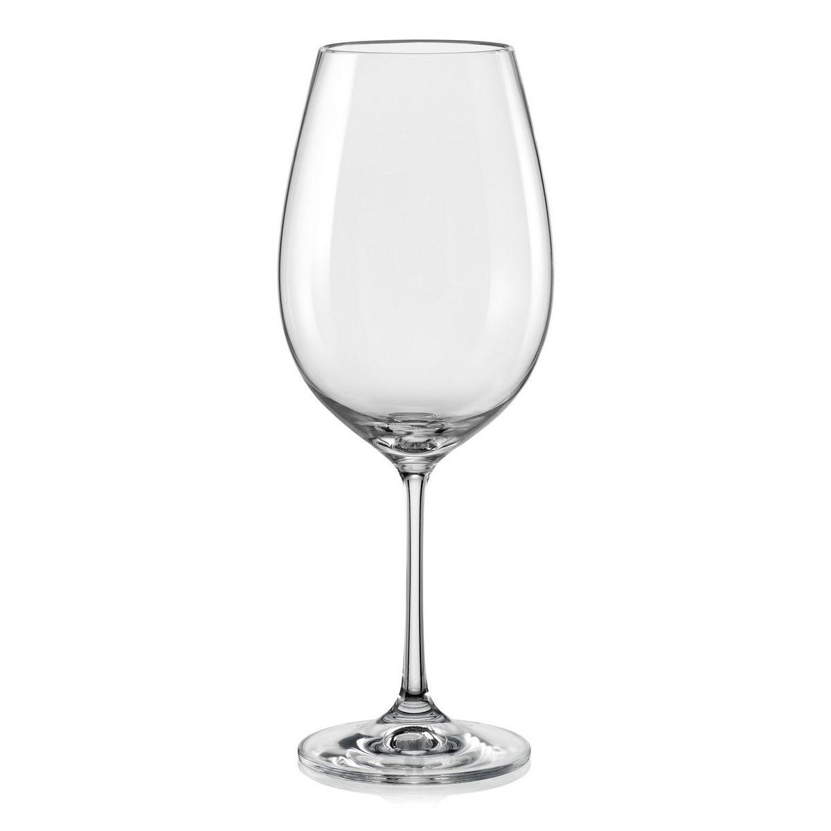 BAR Set 4 pahare cristalin vin 550 ml