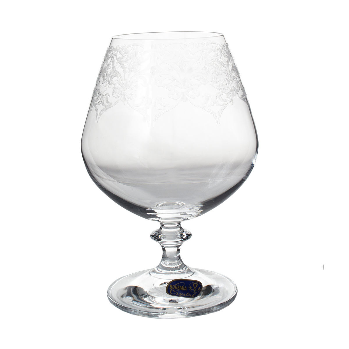 GINA Set 6 pahare cristalin brandy 400 ml