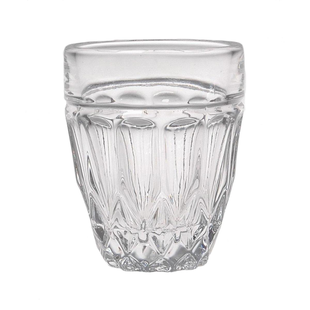 Set 6 pahare cristal Bohemia tuica 35 ml (36500)
