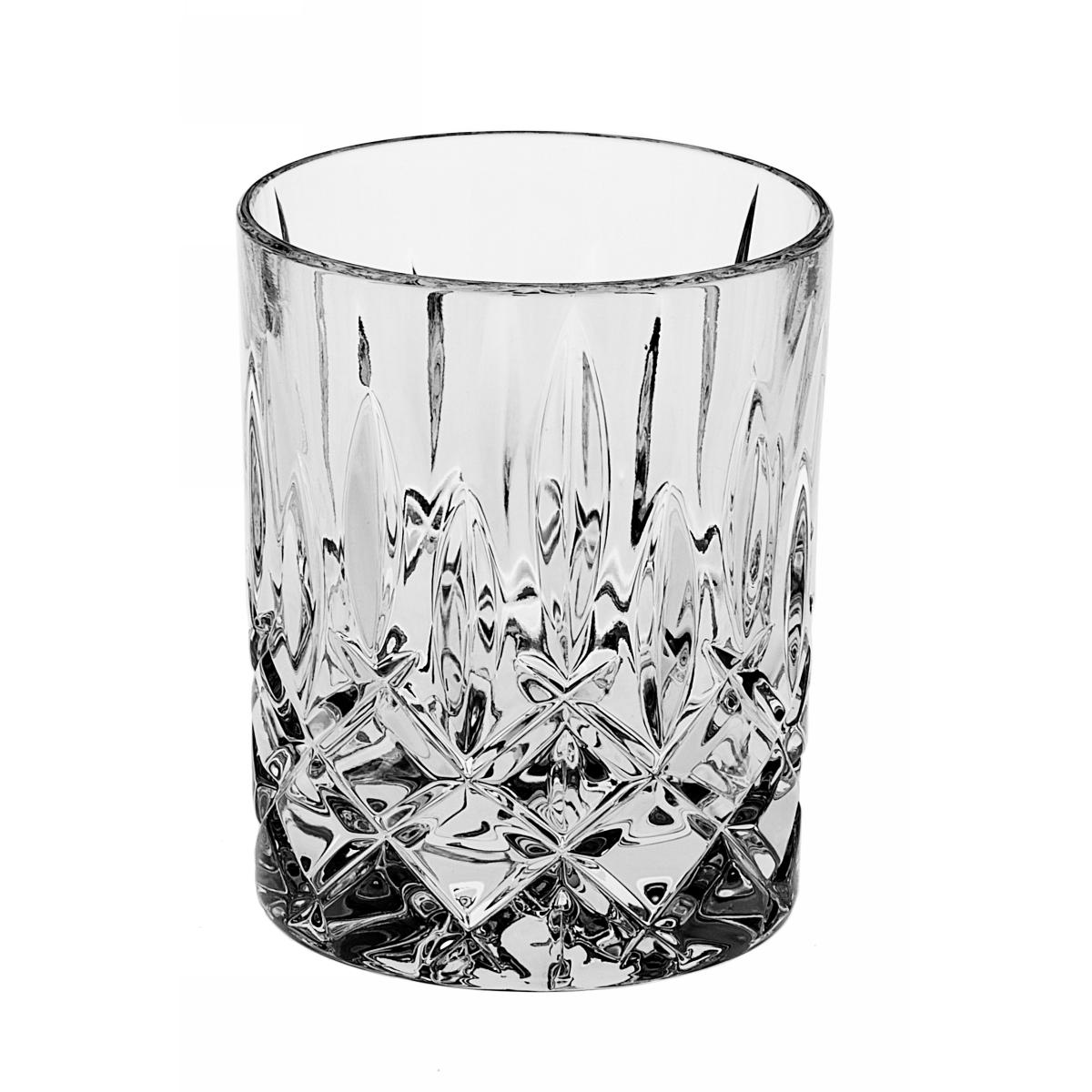 SHEFFIELD Set 6 pahare cristal whisky 270 ml