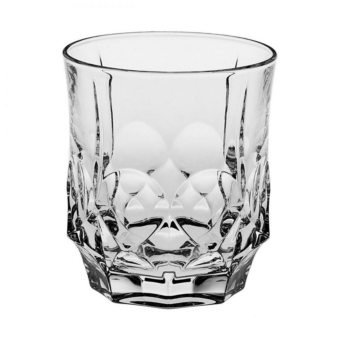 SOHO Set 6 pahare cristal Bohemia whisky 280 ml