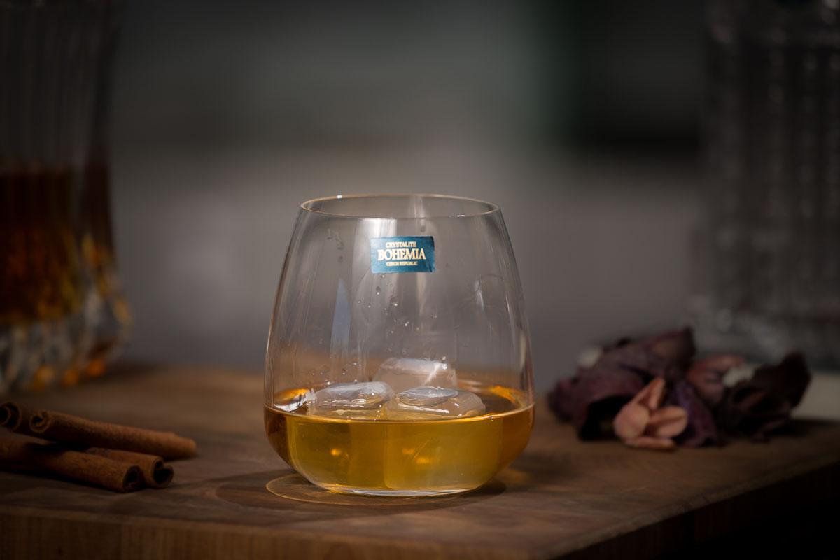ALIZEE Set 6 pahare cristalin whisky 400 ml